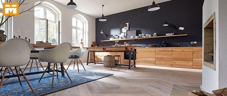 gemutliches zuhause dielenboden, parkett: hochwertig & schön | holzland vogt, Design ideen